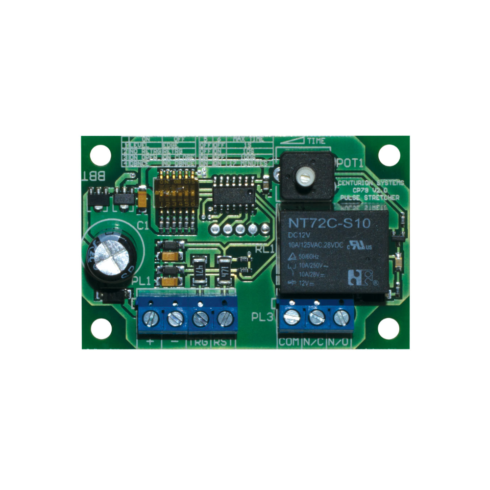 CP79V2 Universal Timer Board / Pulse-stretcher