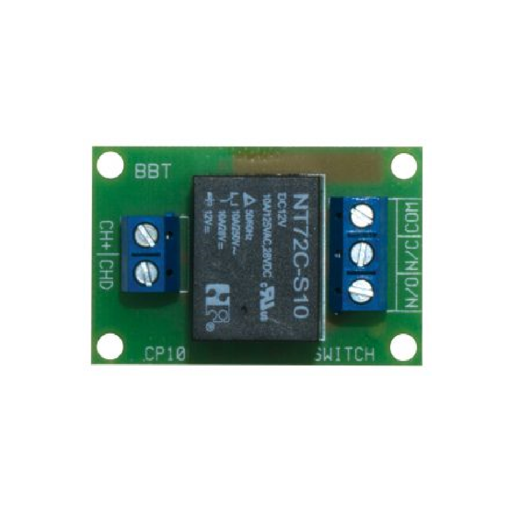 CP76 Relay Rectifier PCB