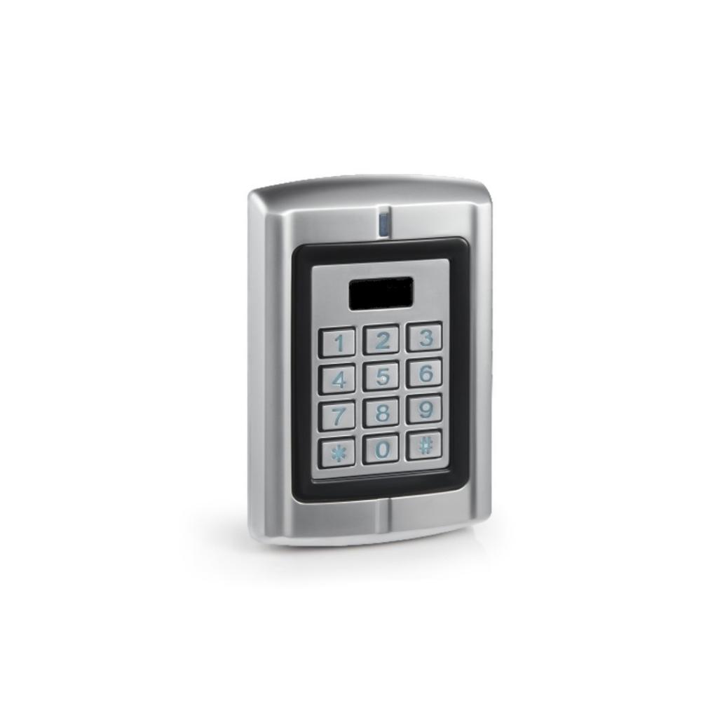 SBKeypad-W3-B (Wide) Metal Keypad/Prox Card Access Control Read Ony (2500 Users)