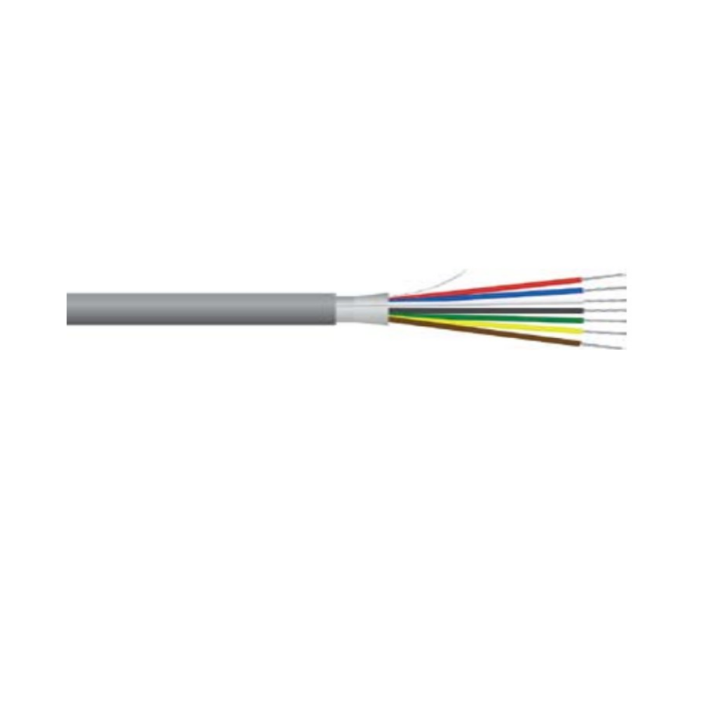 Security Cable - 7core Screened Grey