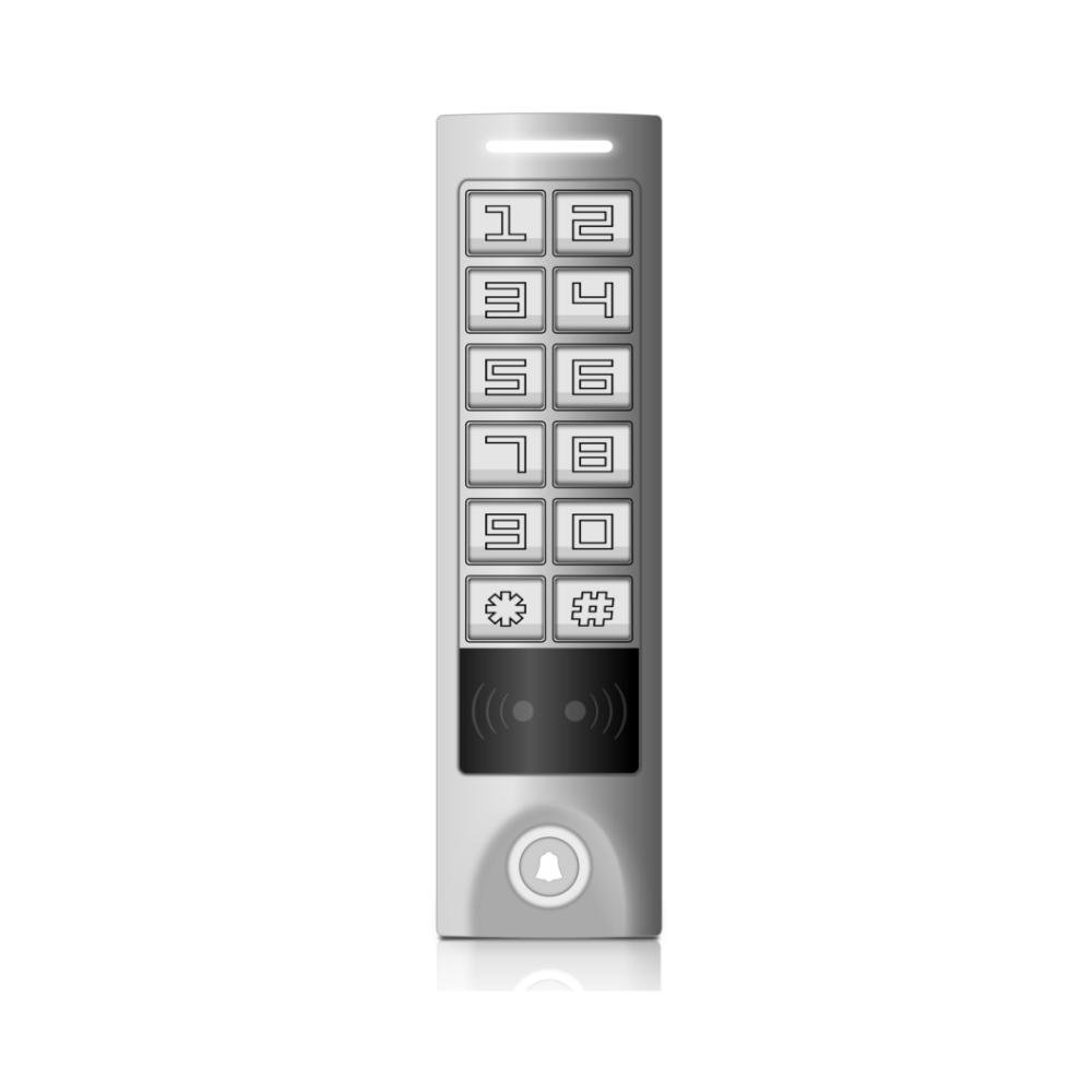 SsKeyW-s Standalone RFID Keypad (Slim) IP65 (2000 Users)